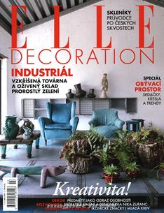 Elle Decoration - Jaro 2017