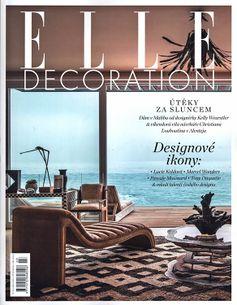 Elle Decoration - Jaro 2018