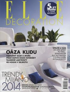 Elle decoration 2014