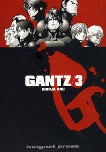 Gantz č.03