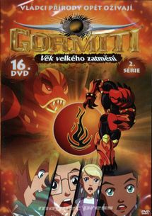 Gormiti – 16. DVD - 2.série