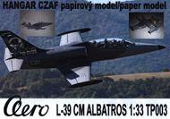 Papírový model - L-39 CM Albatros 5301, S/Ldr. Otto Smik (TP003)