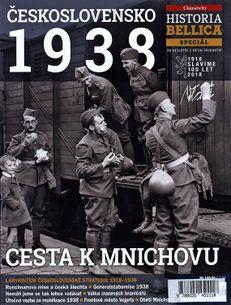 Historia Bellica SPECIÁL (4/2018): Československo 1938
