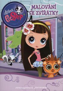 Littlest Pet Shop - Malování se zvířátky