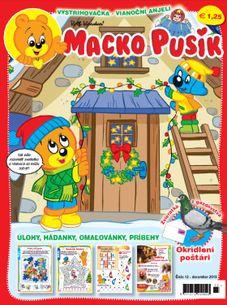 Macko Pusík č. 12/2018 (e-verzia)