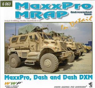 MaxxPro MRAP in detail
