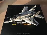 MiG-29AS Fulcrum-C Slovak Air Force 1 Sqn., #0921, Sliač AB, Slovakia, 2013 - signature edition