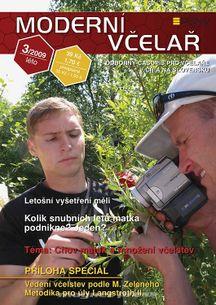 Moderní Včelař 2009/03 - Léto