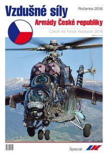 Vzdušné síly Armády České republiky - Ročenka 2016 (e-vydanie)