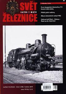 Svět velké i malé železnice č.70/2019