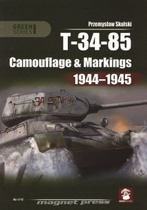 T-34-85 - Camouflage & Markings 1944-1945