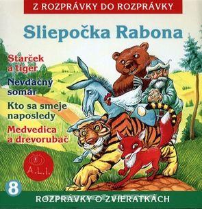 Z rozprávky do rozprávky č.08 - Sliepočka Rabona