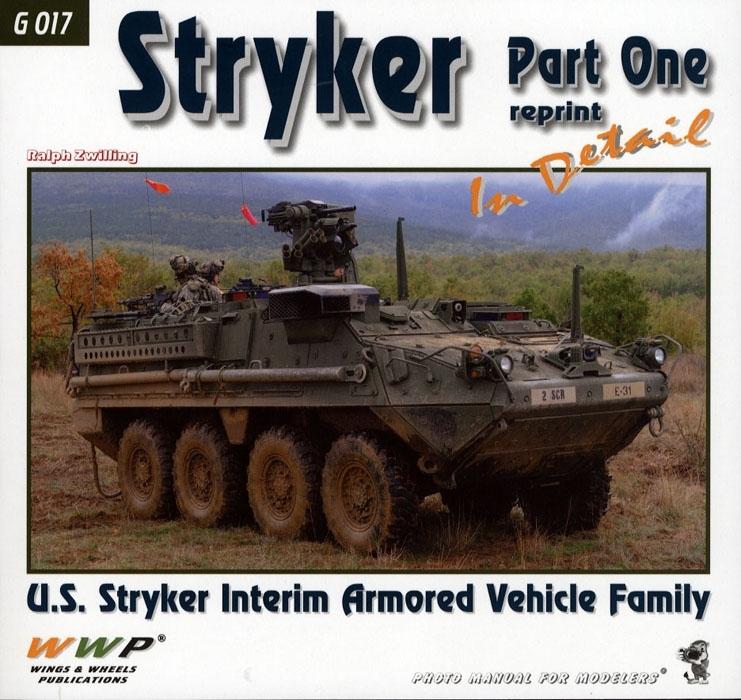 041e970efead Stryker in detail - part one reprint - MAGNETPRESS.cz