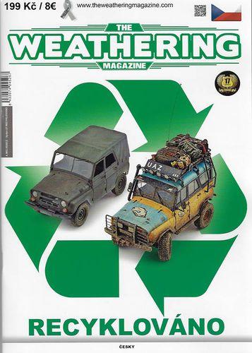 The Weathering magazine 27 /2019 Recyklováno