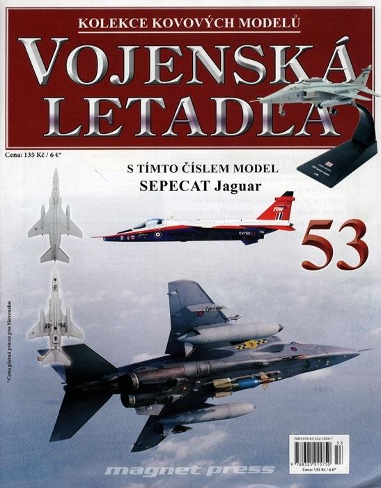 a0cb1f03b25f Vojenská letadla č.53 - MAGNETPRESS.cz